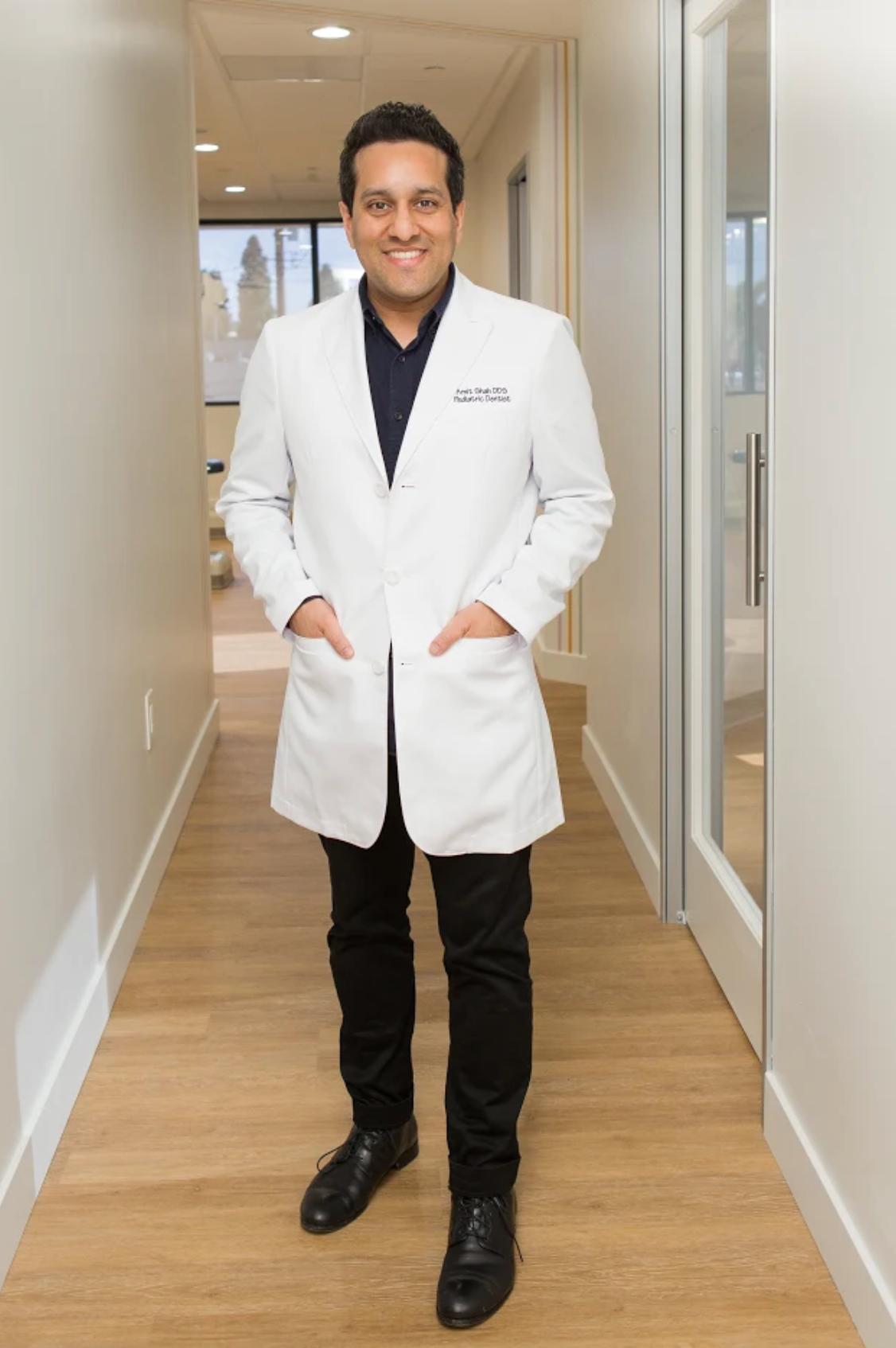 Top Rated Pediatric Dentist Dr. Amit A. Shah DDS, Huntington Beach